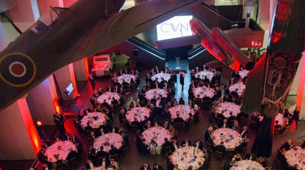 Large Christmas party venue london