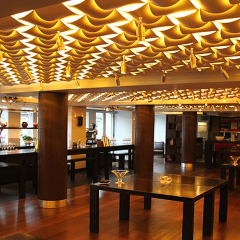Andaz lobby boutique hotel london