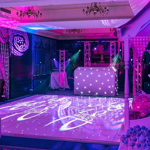 Pink Themed 18th Mgn Events