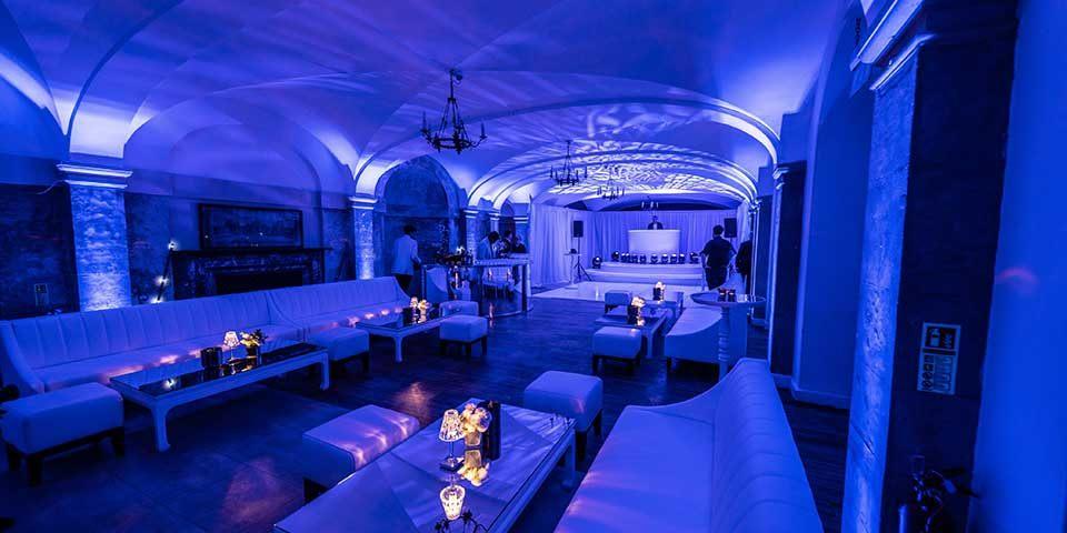 Blenheim Palace Water Terraces Nightclub