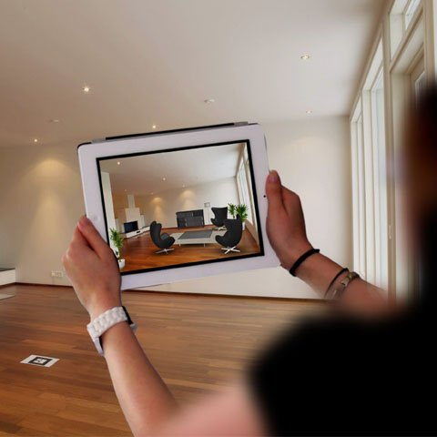 Augmented reality – now appearing at an event near you