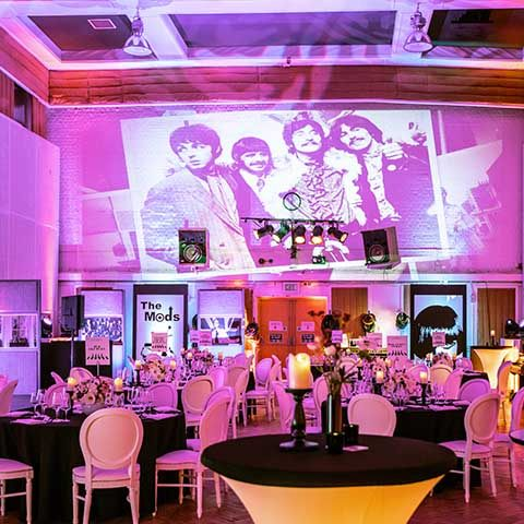 Unusual party venues - Abbey Road Studio