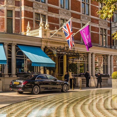 How We Create Luxury Events at The Connaught