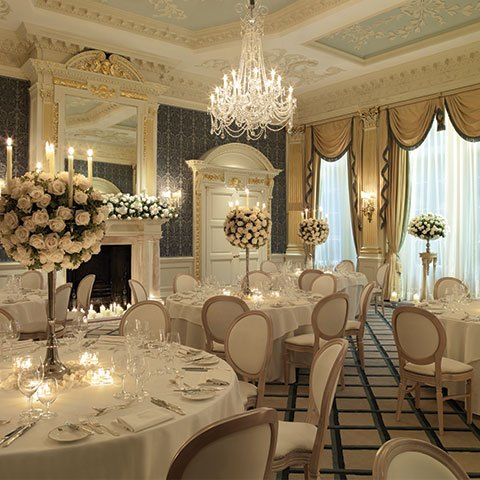 Luxury event planning in London – Claridge's