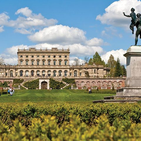 Luxury party venues outside London – Cliveden