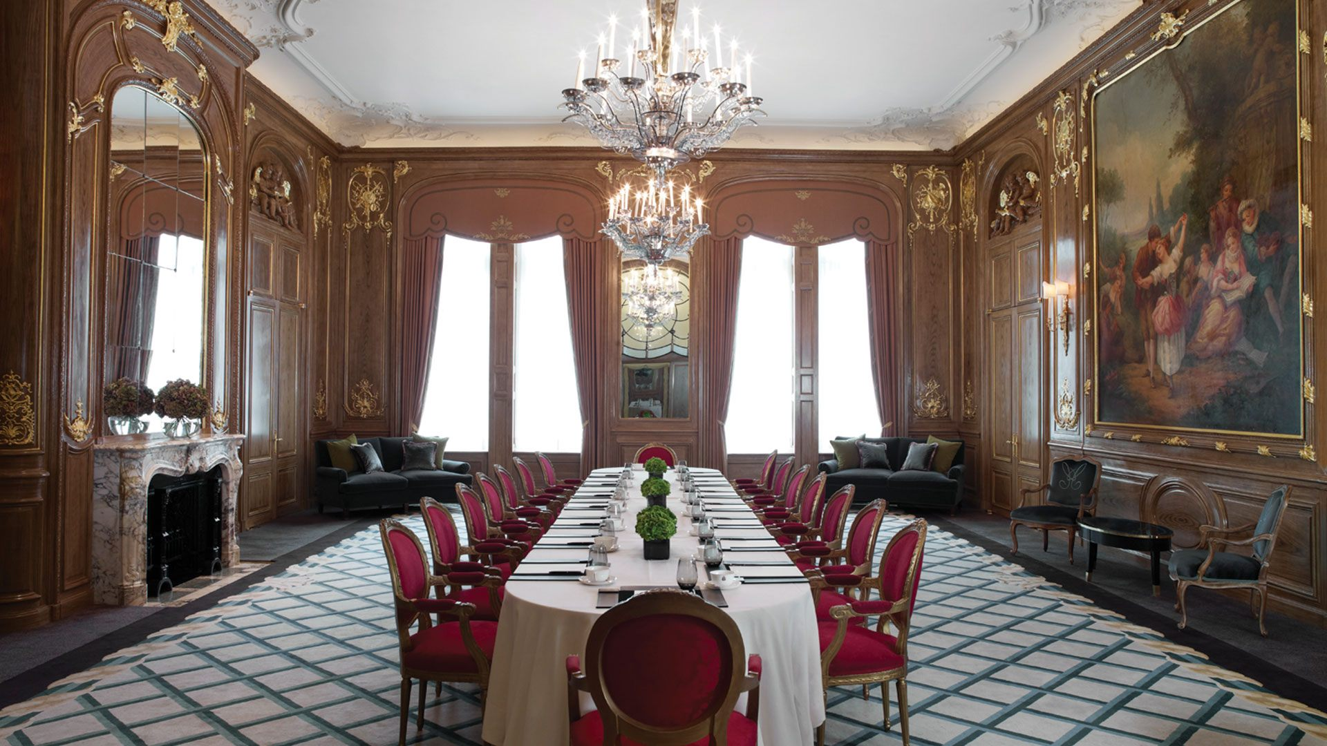Claridge's Luxury Dinner - Luxury event planning in London