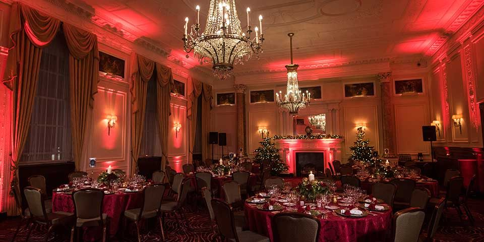 Luxury Venue In London The Savoy
