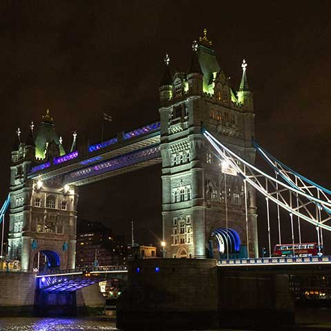 Corporate events at Tower Bridge in London