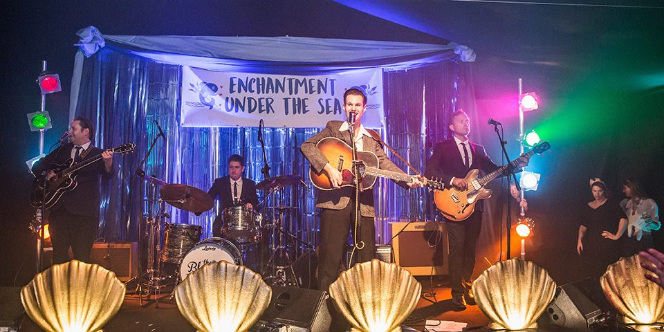 Enchantment under the sea: A themed party by MGN events
