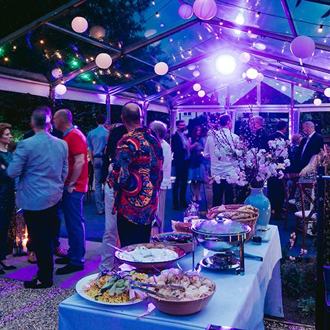 Plan your own event – with a little help from MGN events