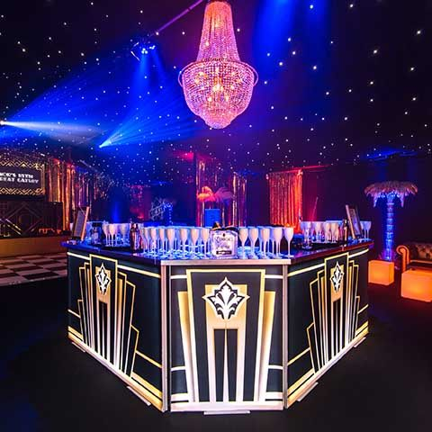 Party theming and styling – give your party some real wow factor