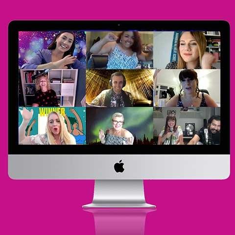 Virtual Xmas Party